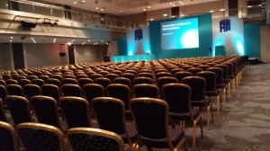 Hilton Hotel, Brighton.   Venue of the 2015 Association of Electoral Administrators conference 2015
