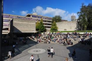 The University of East Anglia